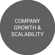 COMPANY GROWTH