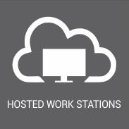 HOSTED WORK STATION
